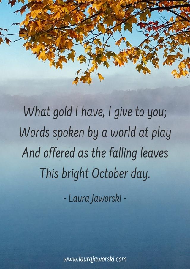 Autumn Leaves Laura Jaworski