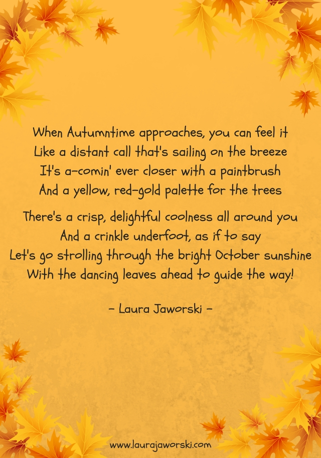 Autumntime Laura Jaworski