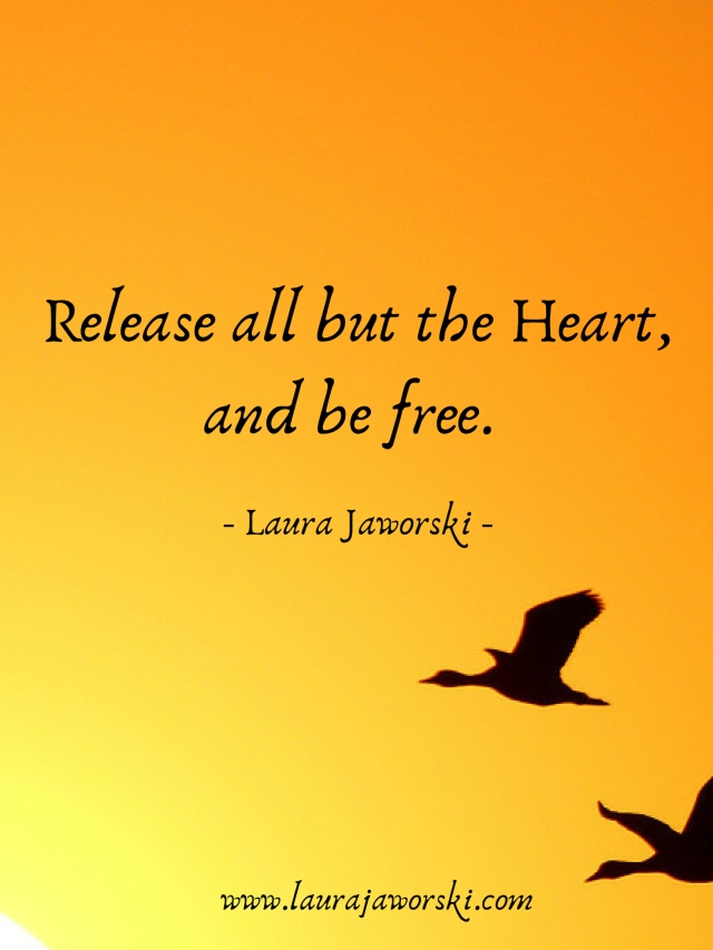 Be Free Laura Jaworski